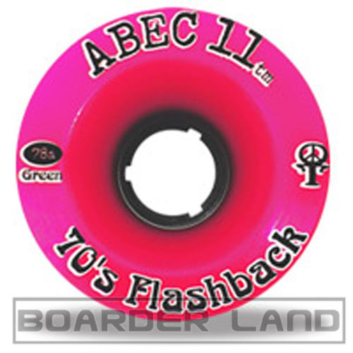 Flashbacks 70mm  78a Pink Limited Edition