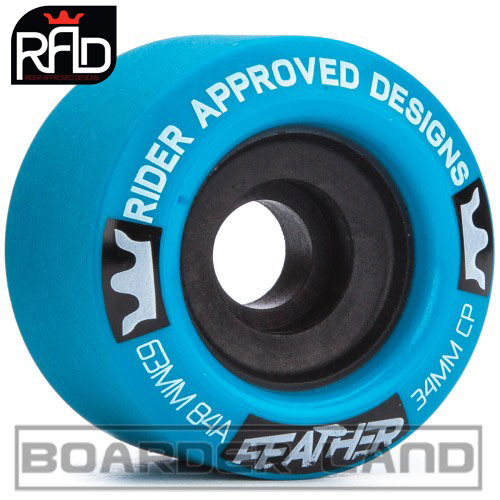 Feather Wheels 63mm 84a